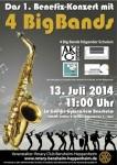 BigBandBenefiz Plakat