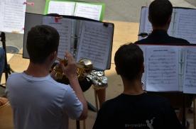 Bergsträßer Big Band Benefiz 2015 im Starkenburg-Gymnasium Heppenheim